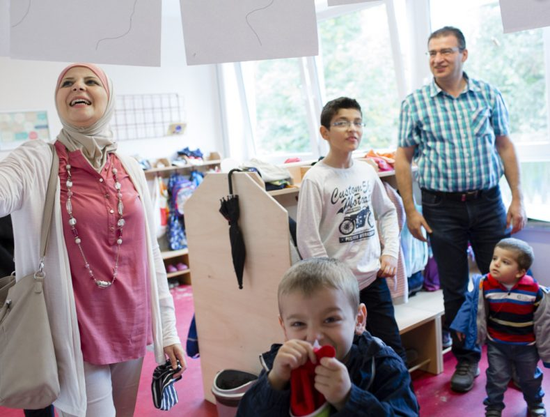 Reportage Refugees in Germany