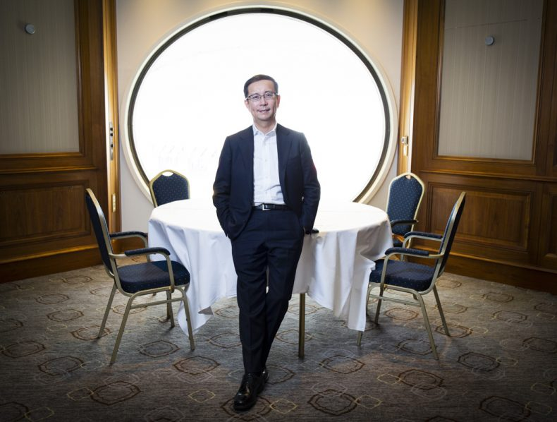 Financial Times – Portrait Daniel Zhang CEO Alibaba