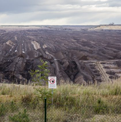 Greenpeace: Red line against browncoal in Proschim